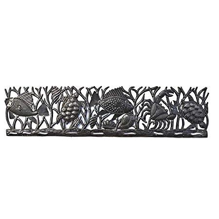41yKqLGsKKL._SS450_ Coastal Metal Wall Art and Beach Metal Wall Decor