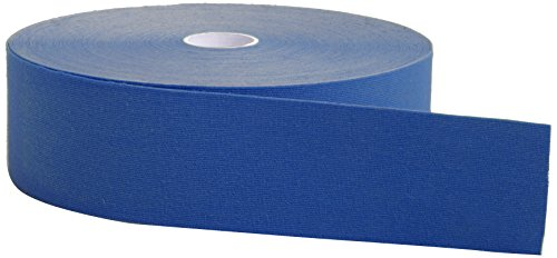 Free StrengthTape Kinesiology Tape Uncut Roll, Royal Blue, 35m