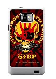 Five Finger Death Punch Poster The Way Of The Fist for Samsung Galaxy S2 I9100 Body Protective Case with Fashion Style(Not fit T-mobile version; sprint version)