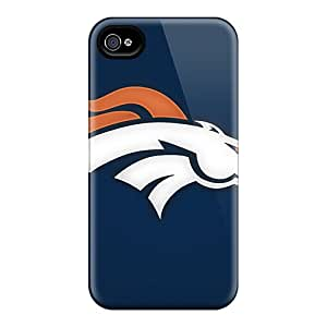 Iphone 4/4s Znj15686EdkX Allow Personal Design Vivid Denver Broncos Image Excellent Cell-phone Hard Covers -ColtonMorrill