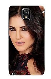 Crazinesswith New Arrival Galaxy Note 3 Case Sunny Leone Case Cover/ Perfect Design