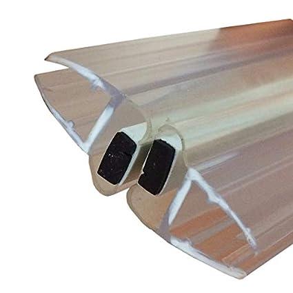 Titan Ricambio coppia guarnizioni per box doccia cristalli 6 ...