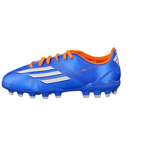 adidas Performance Predito LZ TRX FG - Zapatos de Fitness Unisex Niños Blu  (blau / weiß)