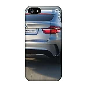 New CDW19392dItv Bmw Concept X6 Active Hyprid Rear Tpu Covers Cases For Iphone 5/5s Black Friday
