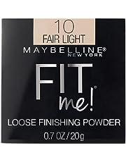 Maybelline New York Fit Me Loose Finishing Powder, Fair Light, 0.7 Oz