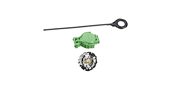 Amazon.com: BEYBLADE - Pack de iniciación de ráfaga Turbo ...
