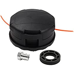 Panari Trimmer Head 10mm x 1.25mm LH for ECHO Speed Feed 400 SRM Straight Shaft Trimmer Weed Eater SRM 225 SRM210 SRM2100 SRM225 SRM200 SRM230 SRM250 SRM265 SRM266 SRM280