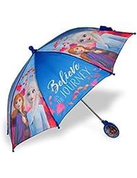 Frozen II Believe in the Journey Umbrella - blue/multi, one size