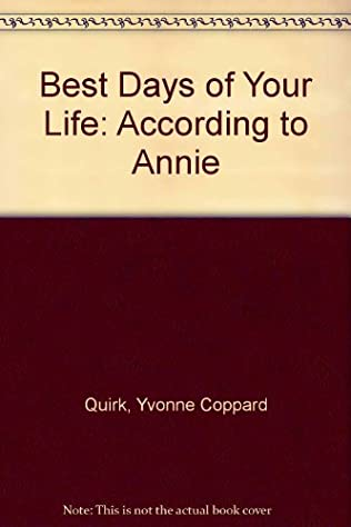 book cover of Best Days of Your Life