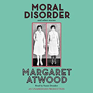 Moral Disorder and Other Stories Audiobook
