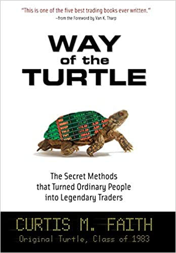 Best Forex Trading Books - Way of the Turtle