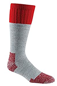 Fox River Outdoor Wick Dry Outlander Heavyweight Thermal Wool Socks, Medium, Grey