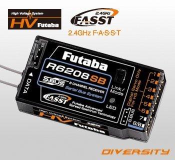 双葉電子工業 R6208SB 2.4G 00106764-1 B0069ODOEA
