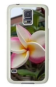 Cute Flower Samsung Galaxy S5 Case,Vintage Floral Samsung Galaxy S5 Case,Galaxy S5 Case,Hard Plastic Case Cover for Samsung Galaxy S5 i9500