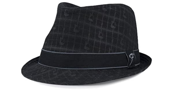 075dbca31 Fender Axe Plaid Fedora