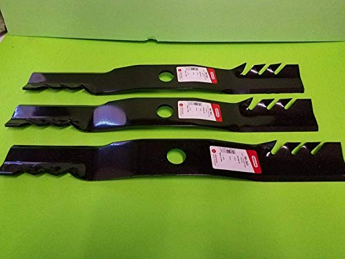 Crazy Discount (3) Oregon Gator Blades Replaces 60