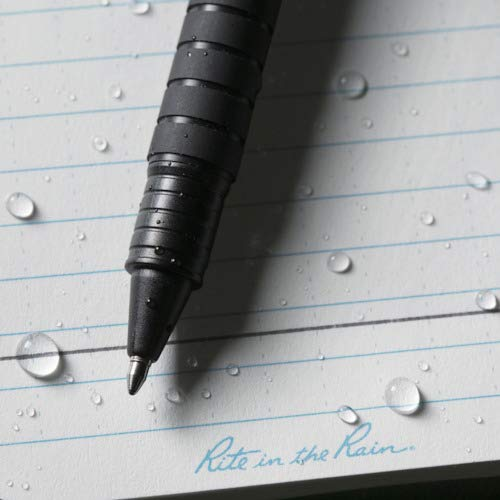 Rite in the Rain All-Weather Durable Clicker Pen - Black Ink (No. 93K) by Rite In The Rain (Image #7)