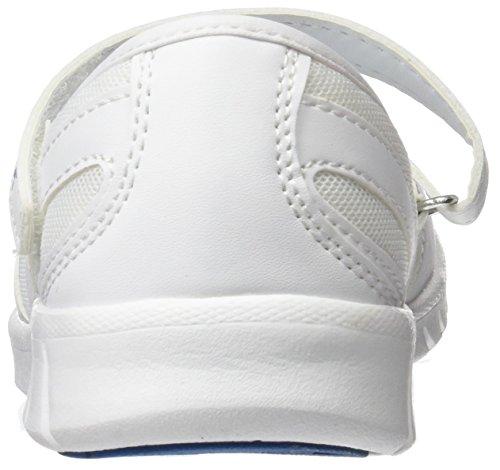 Suecos® Frida, Sandalias Deportivas para Mujer Blanco (White)