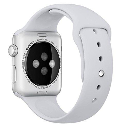 Sunfeiorts Silicone Bracelet Strap Apple product image