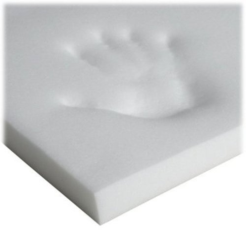 aBaby Memory Foam Crib and Toddler Mattress Topper, 28'' X 52'' by Ababy