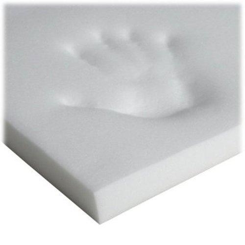"Ababy Memory Foam Crib und Toddler Mattress Topper, 28\"" X 52\"""