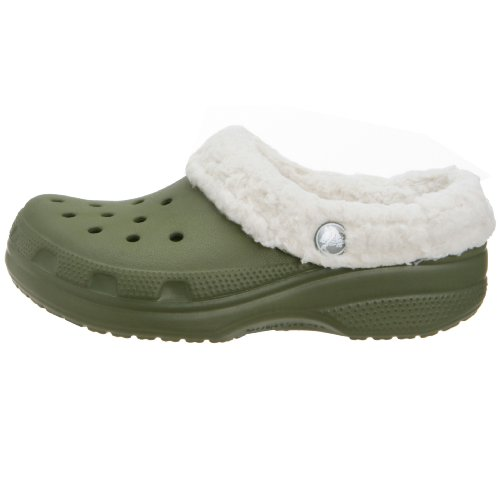 Crocs Mammoth Shoes Army Green Kids Size C6 / C7 by Crocs (Image #5)