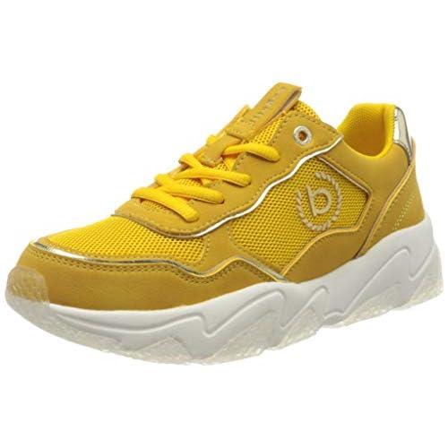 chollos oferta descuentos barato bugatti 431846015550 Zapatillas para Mujer Amarillo Yellow Gold 5051 36 EU
