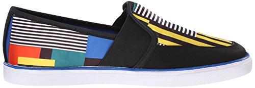 Nine West Womens Bonkers Fabric Fashion Sneaker Blue/Multi ajDiYW96