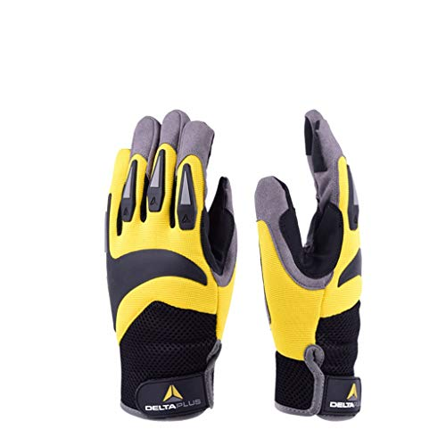 (High-Altitude Outdoor Sports Gloves Men's Wear-Resistant Protective Breathable Gloves, Anti-Cutting, Comfortable and Safe Riding LJJOZ )