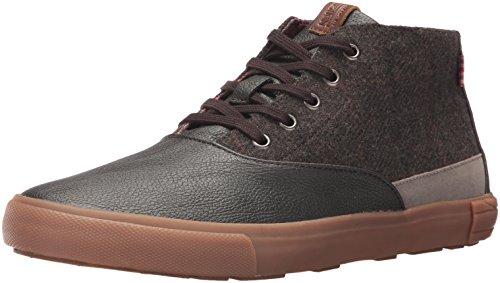 Ben Sherman Casual Shoes (Ben Sherman Men's Pete Sneaker, Grey Wool, 10 M US)