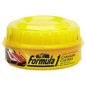 Formula 1 Carnauba Paste Car Wax High-Gloss Shine - 12 oz.