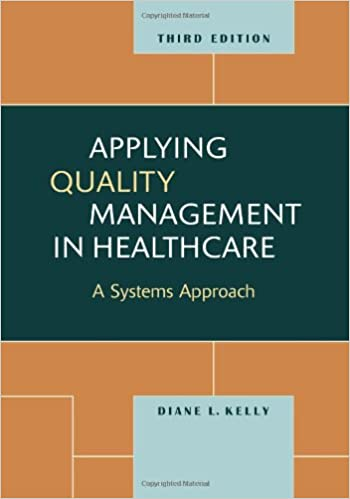 Applying Quality Management In Healthcare, Third Edition Ebook Rar