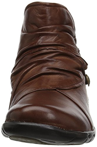 Rockport Cobb Hill Women's Cobb Hill Penfield Boot, Almond Leather, 6.5 W US by Rockport (Image #4)