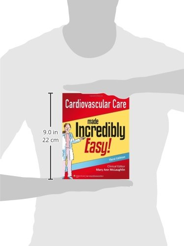 Cardiovascular Care Made Incredibly Easy (Incredibly Easy! Series®) - http://medicalbooks.filipinodoctors.org
