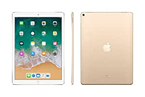 """Apple iPad Pro 12.9"""" (2017 - 2nd Gen), Wi-Fi, 256GB, Gold [With Facetime]"""