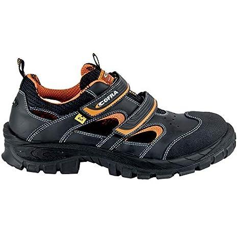 Cofra Vithar S1 P Esd SRC Chaussures de s/écurit/é Taille 36 Noir