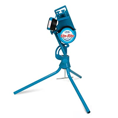 JUGS Lite-Flite Machine for Baseball and Softball