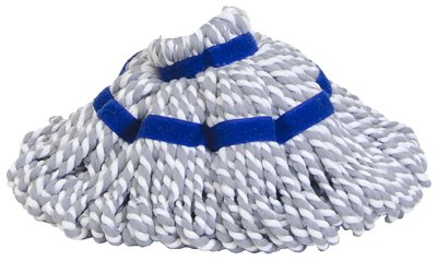 Quickie 720362M-4 Wipeout Twist Mop Refill
