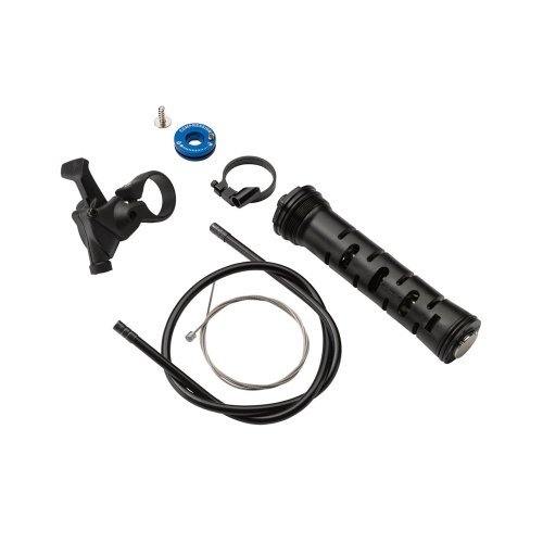 (Rockshox Remote Upgrade Kit Recon Silver Turnkey, Includes Remote Compression Damper and Poploc Remote Right by Rockshox)