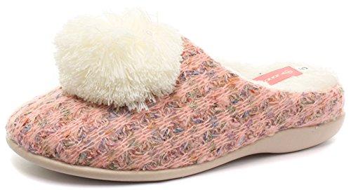 Dunlop Adeline Mujeres Slipper Mules Multicolour
