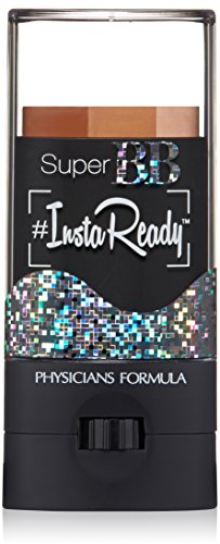 Physicians Formula Super BB Insta Ready Contour Stick, Bronze Trio, 0.37 Ounce