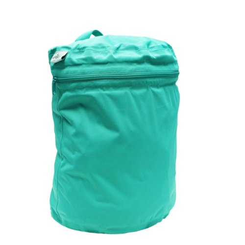 Kanga Care Wet Bag, Peacock - Kangaroo Proof