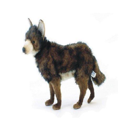 Coyote Plush Soft Toy by Hansa. 50cm. 5208 by Hansa