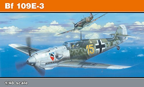 Eduard Kit 1: 48 Profipack - Bf109E-3 Re-Edition for sale  Delivered anywhere in USA