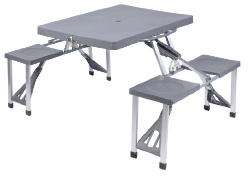 Picnic Table For 4 People Walking Stick Ideal For Camping