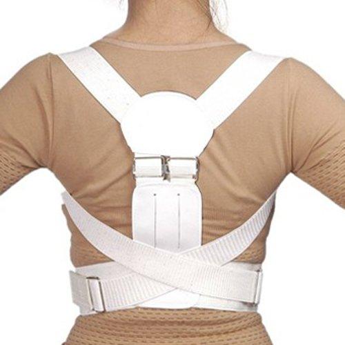 Rücken Stütze Geradehalter Gürtel Haltungskorrektur Schulter Band ...