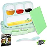 Bento Lunch Box & Insulated lunch bag | Leakproof, Eco-Frienfly & BPA Free