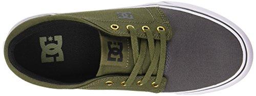 DC Shoes Trase Tx - Botas Hombre Varios Colores (Grey /         Black /         Green)