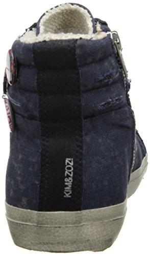 Kim & Zozi Womens Laver Fashion Sneaker Navy