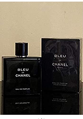 Bleu De Chanel By Chanel Eau De Parfum Spray 3.4 Oz For Men